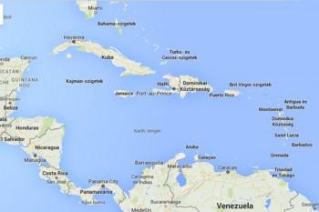 terkep_caribbean