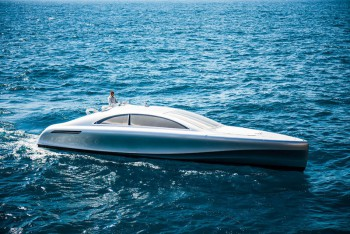 Mercedes-Benz-Yacht