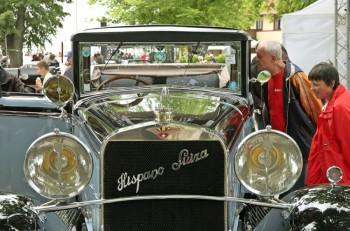 Luxusautók Balatonfüreden