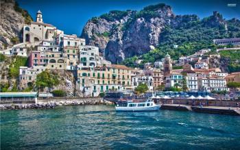 Amalfi-Sorrento-Italy