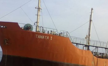 Washed-Oil-Tanker-Liberia-beach