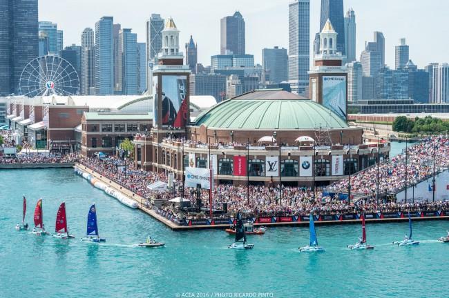 Chicago (USA) - 35th America's Cup Bermuda 2017