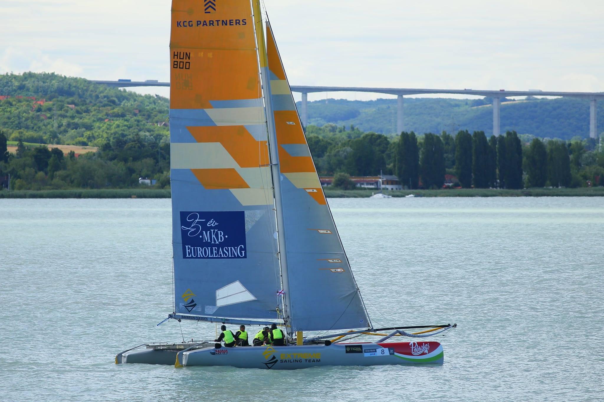 extreme sailin