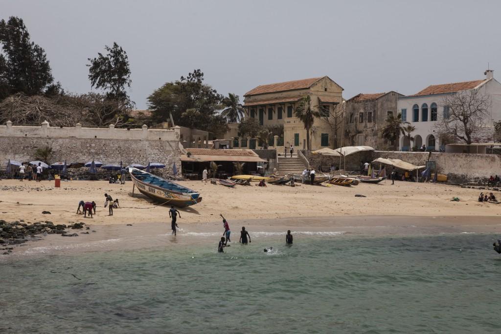 gorée-sziget