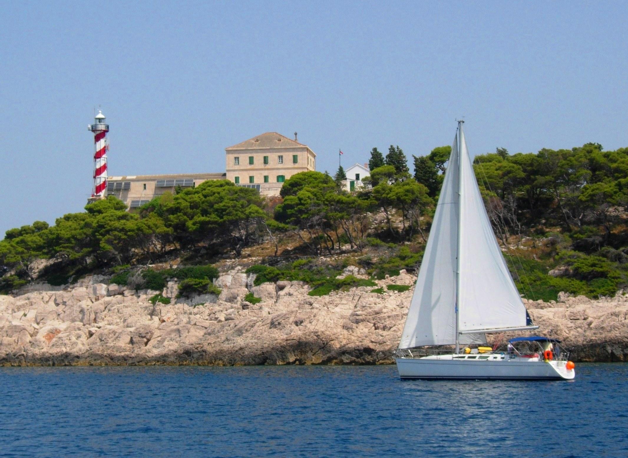 Hajóbérlés-Horvátország