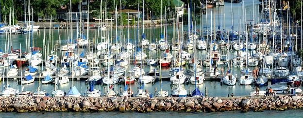BAHART kikötő