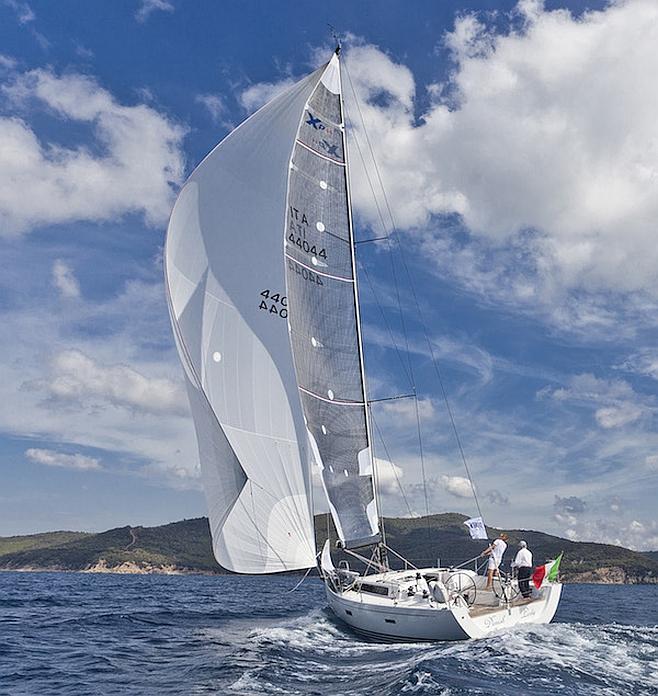 Scarlino, 01/09/2011 Steiner X-Yachts Mediterranean Cup 2011 © Francesco Ferri