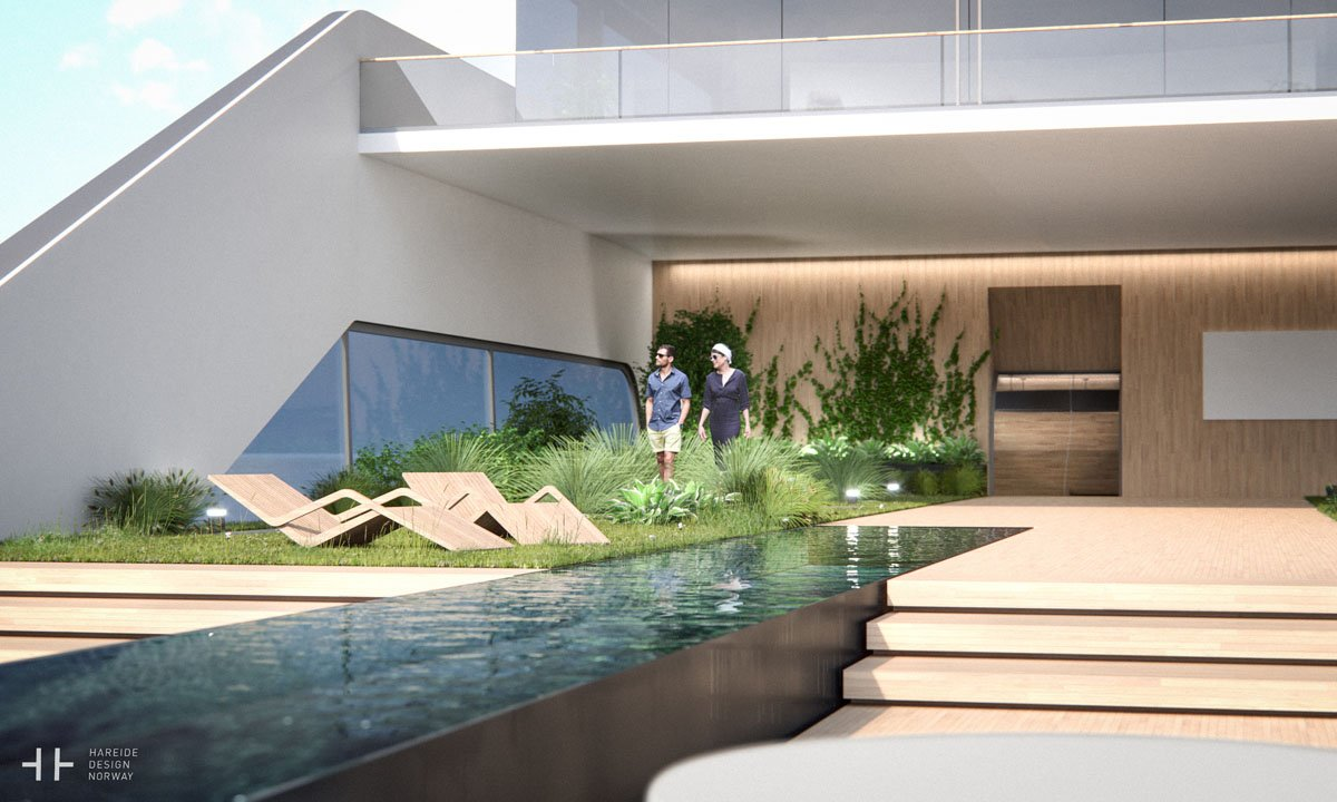 on-the-upper-deck-a-garden-and-infinity-pool-would-provide-a-peaceful-place-to-relax