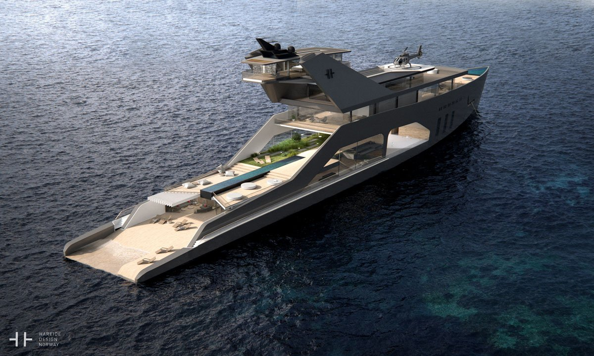 one-of-the-most-noteworthy-aspects-of-the-ship-is-near-the-rear-where-the-aft-of-the-ship-lowers-into-the-water-to-form-its-own-private-beach-like-shallow-pool