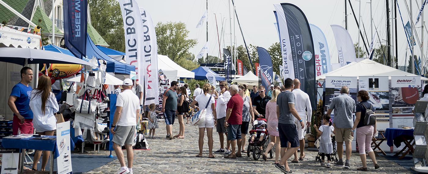 Szeptemberben Balaton Boat Show