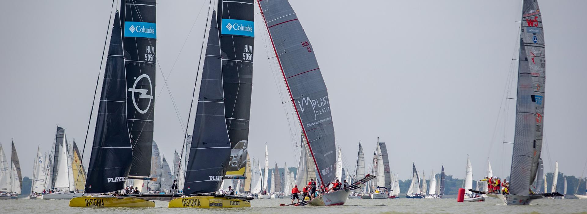 A Raffica Sailing Team végzett az élen