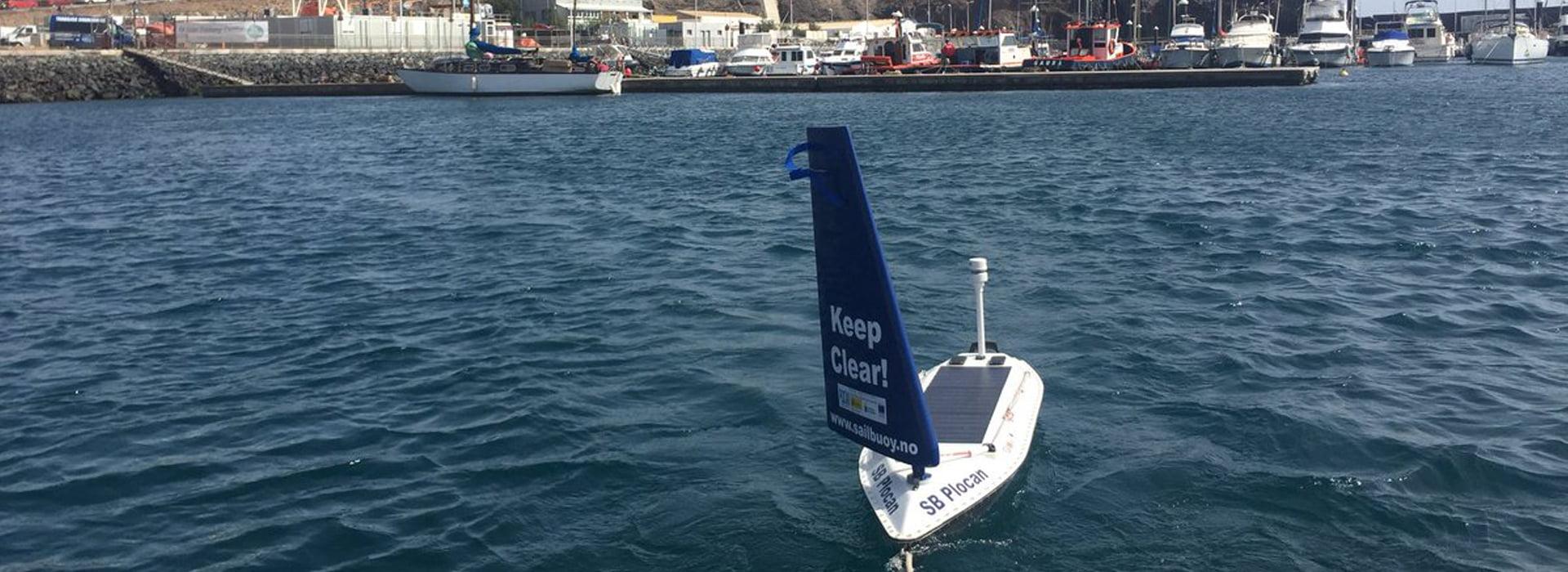 Robotvitorlás szelte át az óceánt