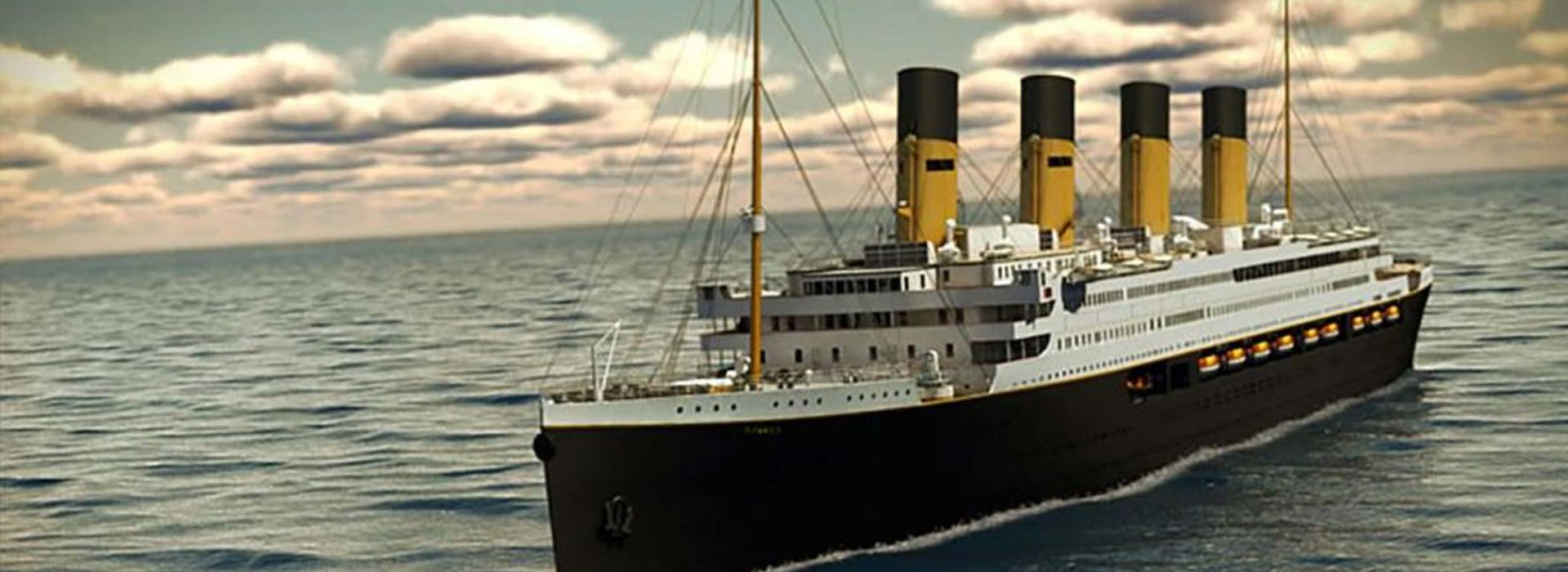 Megépül a Titanic II.
