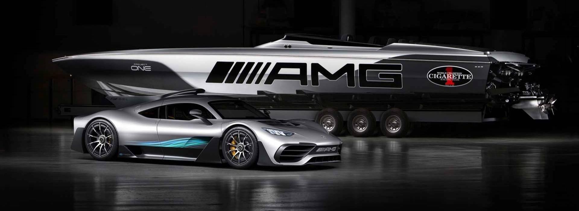 Új hajó a Mercedestől