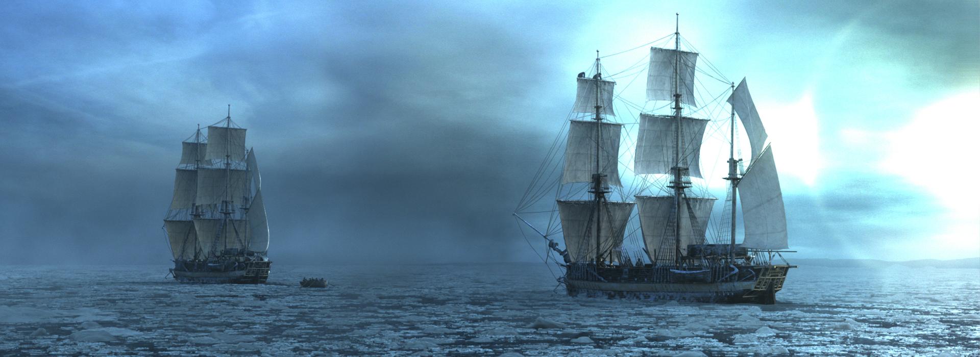 Fény derül a HMS Terror titkára