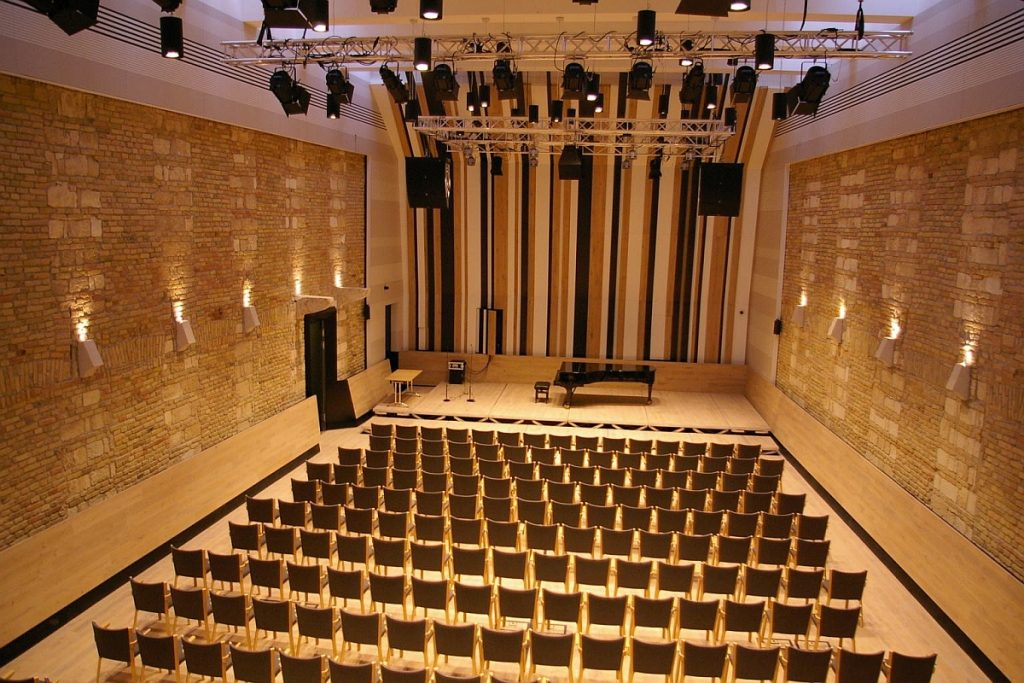 Budapest Music Center - ezúttal közönség nélkül