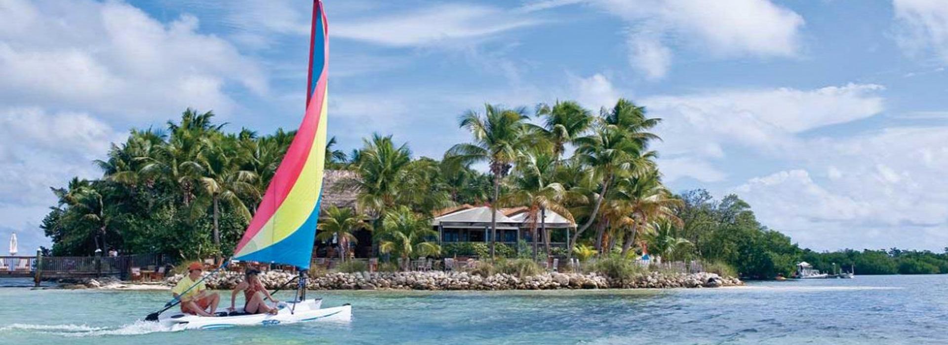 A béke és a nyugalom szigete