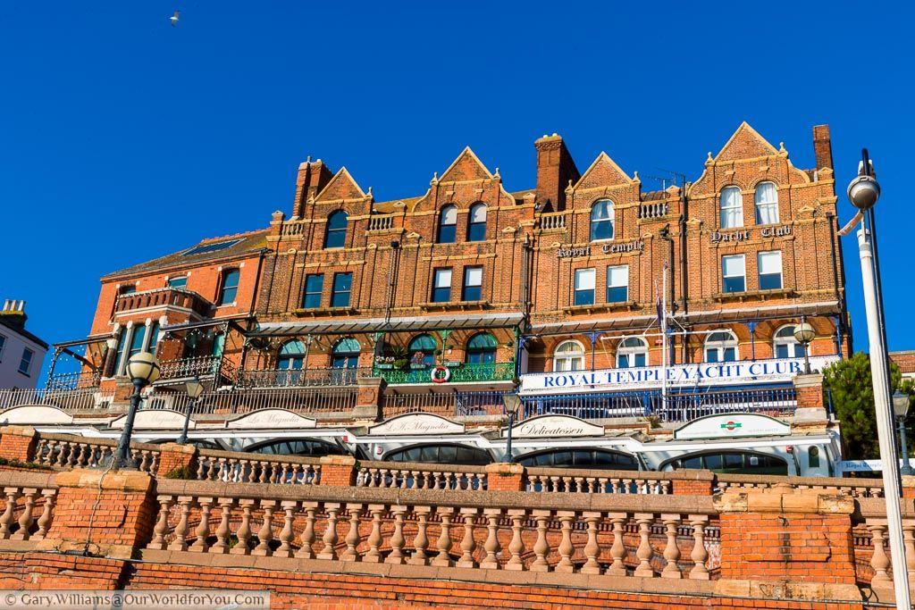 A Royal Thames Yacht Club épülete